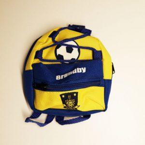 En brøndby rygsæk til din bamse / tøjdyr