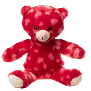 En hjerte bjørne bamse