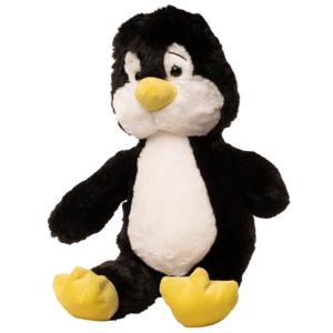 Billede af en pingvin bamse
