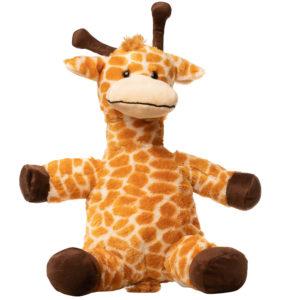 En giraf bamse
