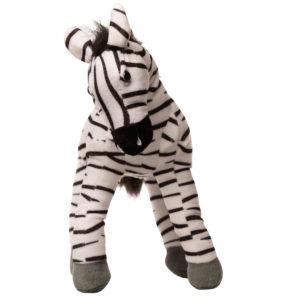 Zebra bamse set forfra