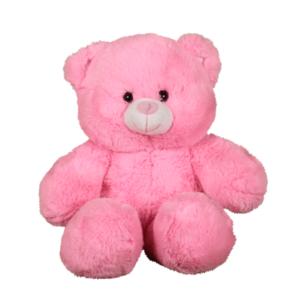 Pink bjørne bamse